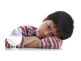 Lactose Intolerance in Children