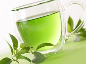 Green Tea for Bloating
