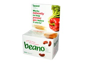 Beano Ingredients