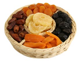 Dried Fruit Benefits