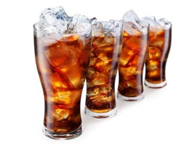 Soda Drinks that Cause Bloating